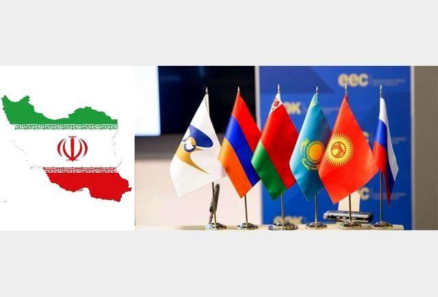 فرصت صادرکنندگان ایرانی در بازار اوراسیا