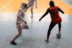 مریوان میزبان دور برگشت لیگ دسته یک فوتسال بانوان