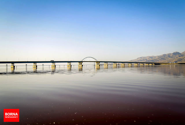 افزایش تراز دریاچه ارومیه در گروه اختصاص حق آبه