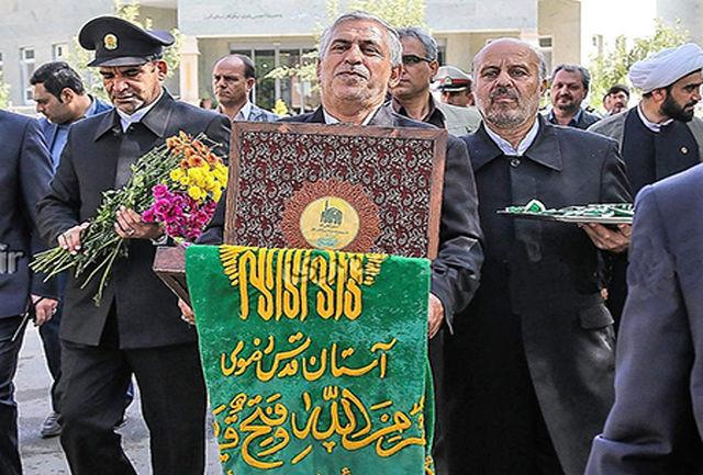 بازدید مسئولین محمدشهر از آسایشگاه خیریه کهریزک
