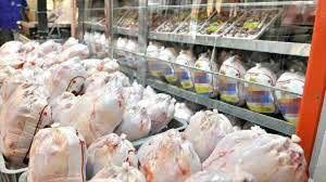 یک مرغ فروشی متخلف در قزوین مهر و موم شد