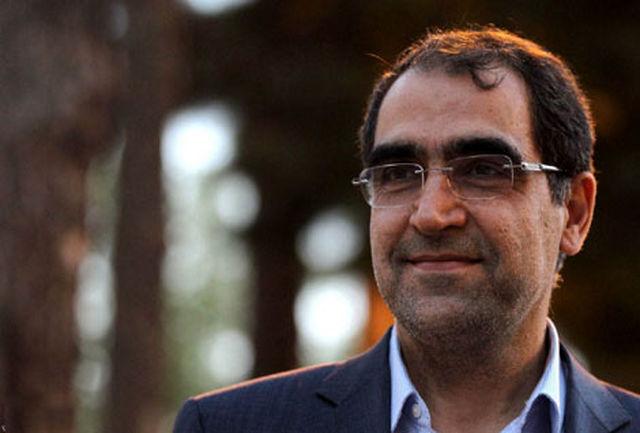 وزیر بهداشت به عمان میرود