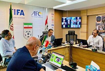 تغییر زمان برگزاری وبینار سرمربیان لیگ دسته اول فوتبال