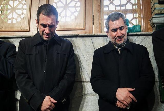 """برگزاری مراسم تشییع و ختم """"والده برادران اسماعیلی"""""""