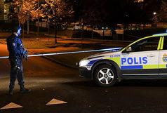 انفجار مهیب در سوئد/ پلیس به حالت آماده باش در آمد