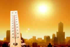 افزایش 9 تا 12 درجه ای دمای هوای استان