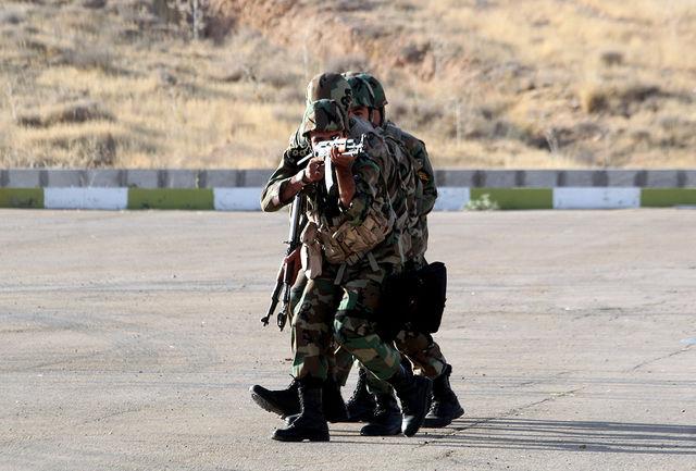 درگیری مسلحانه سنگین 3 ساعته ناجا با اشرار در نزدیکی تهران/اسکورت محموله بزرگ موادمخدر بوسیله چند خودرو مسلح
