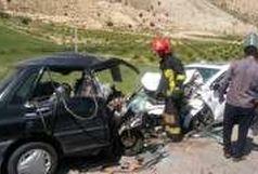 2 کشته و 8 مصدوم در تصادف جاده های فرعی شاهرود