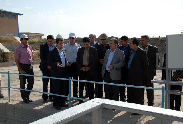 اختصاص بودجه برای هدایت پساب های خروجی تصفیه خانه ها به دریاچه ارومیه
