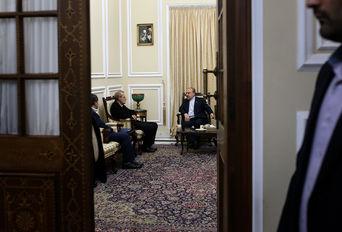 دیدار وزیر ورزش و جوانان با رییس مجلس