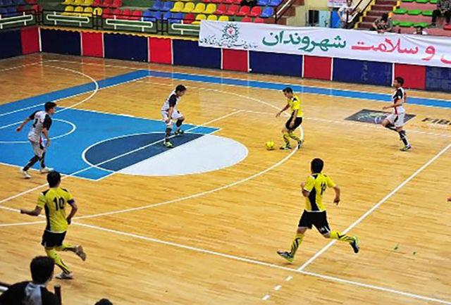 رقابت 24 تیم فوتسال در مسابقات جام رمضان
