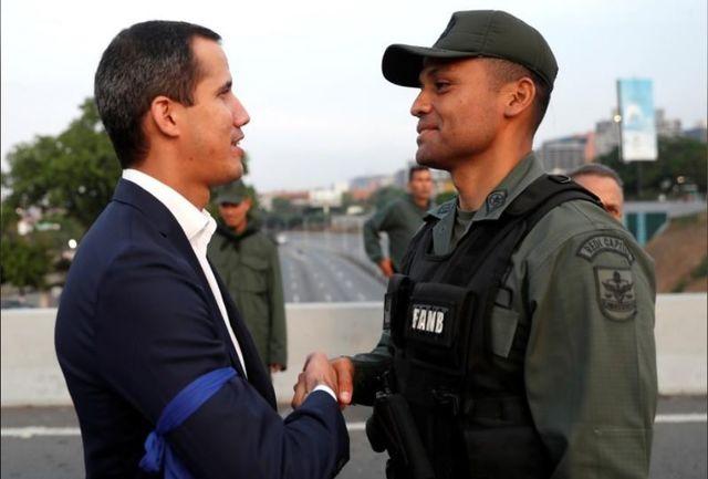 گوایدو دوباره خود را رئیس جمهور ونزوئلا خواند