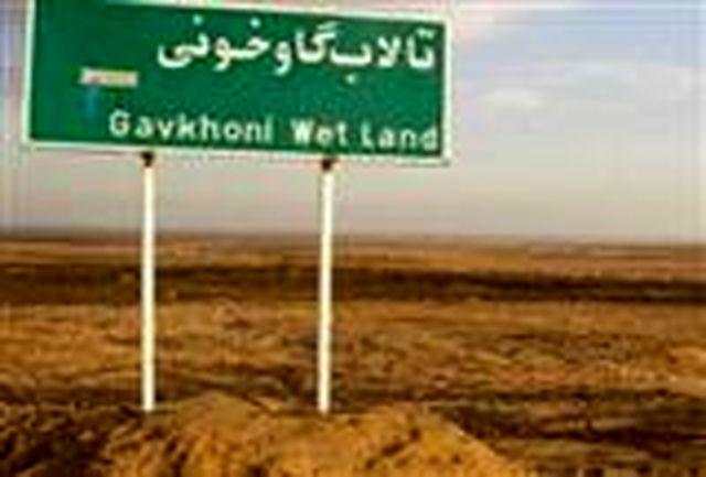 آثار خشکی تالاب گاوخونی تا شعاع 500 کیلومتری را دربرمی گیرد