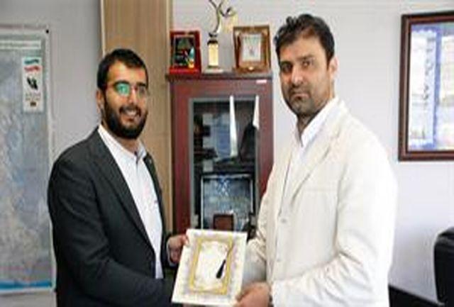 حسینیان به عنوان مدیر کمیته روابط عمومی فدراسیون قایقرانی منصوب شد
