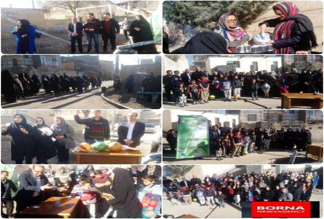 همایش فرهنگی ورزشی نشاط بانوان به روستای اصطلک رسید