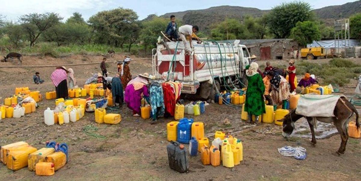 «جنگ برای آب» به زودی