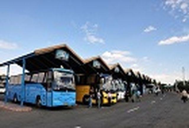 آماده باش پایانه های مسافربری از ۲۵ اسفند