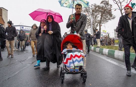 راهپیمایی  22 بهمن 97
