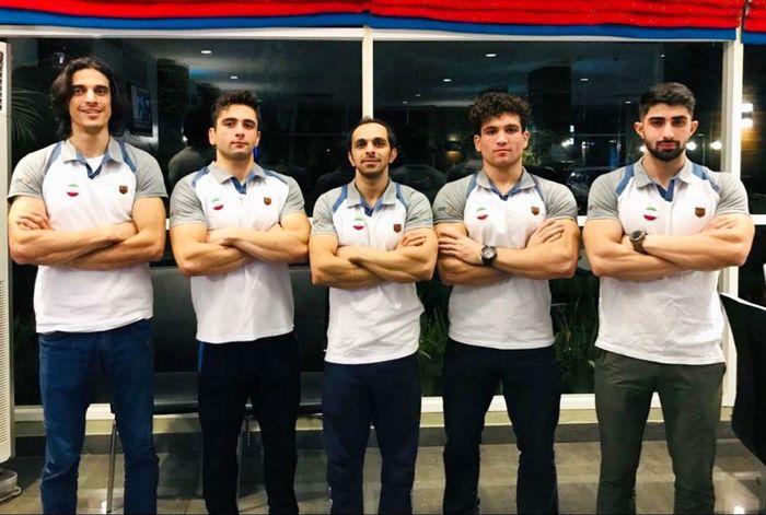 اعزام سنگ نورد خراسانی به مسابقات قهرمانی آسیا