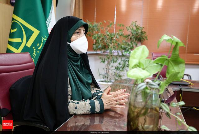 تولید ۸۵ درصدی صنایع دستی کشور توسط زنان