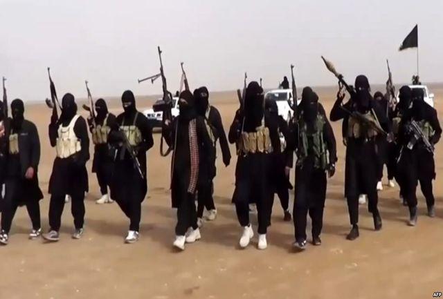 کشف تونل مخفیِ حاوی مواد منفجره تروریستهای داعش در عراق