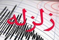 وقوع زلزله در مورموری