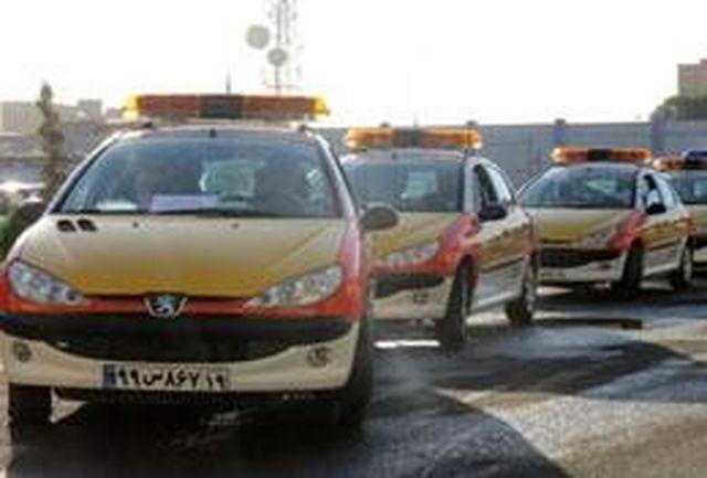 تعداد تاکسیهای موجود در کرمانشاه حد استاندارد است