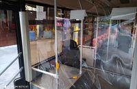 آغاز جداسازی کابین رانندگان از مسافران در اتوبوس های بی آرتی