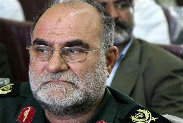 فرمانده قرارگاه ثامنالائمه (ع)؛ پیکر سردار منصوری فردا در ایذه تشییع میشود