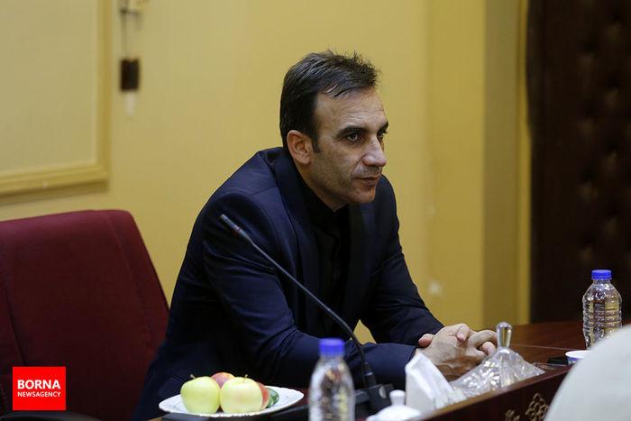 اورسجی: مدال طلای کبدی را به رهبر انقلاب و مردم عزیز ایران تقدیم میکنم