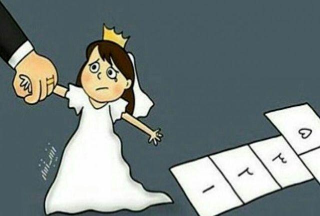 مجازات ازدواج اجباری کودکان، حبس است