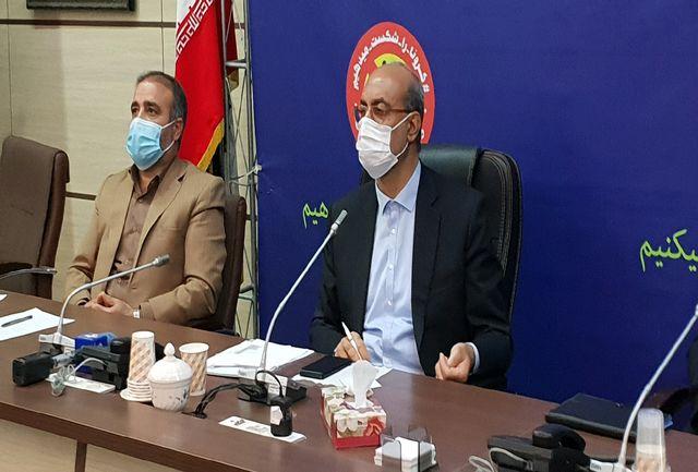 رعایت پروتکل های بهداشتی در استان قزوین به 70 درصد رسیده است