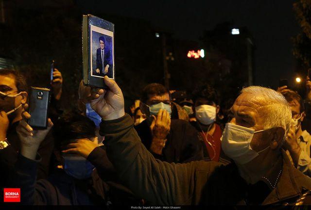 تسلیت سفارت فرانسه به مردم  ایران/محمدرضا شجریان  واپسین آوازش را خواند