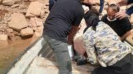 از آب گیری جسد جوان 25 ساله مسجدسلیمانی