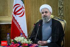 دکتر روحانی با رئیس جمهور افغانستان گفت و گو کرد