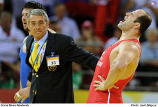 نایب قهرمان کشتی جهان تیم ملی را از دست داد!