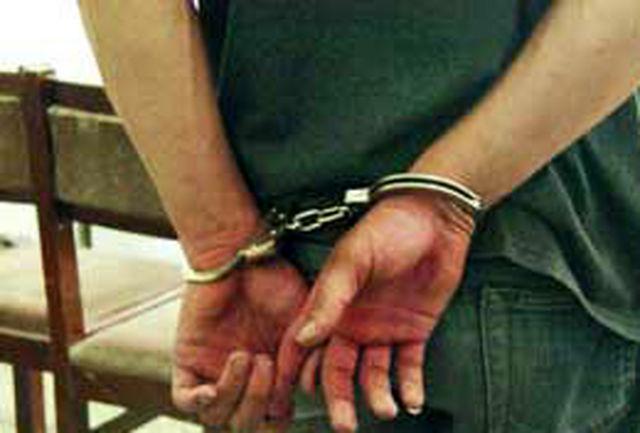 دستگیری قاتل فراری در کمتر از پنج ساعت!