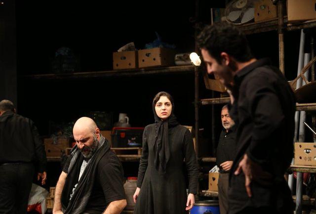 علی احمدی: ریزش مخاطبان تئاتر نگران کننده است