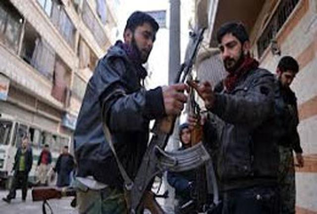 درگیری کردهای سوریه با نیروهای آمریکایی