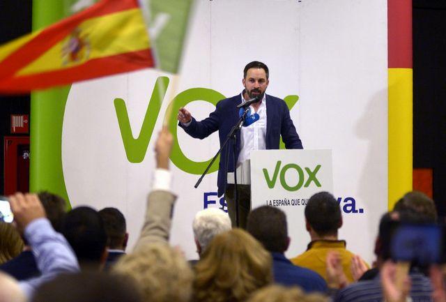 اهداف و برنامه های حزب باکس در اسپانیا
