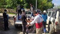 ۱۳ ساعت عملیات نفسگیر برای پیدا کردن فرد مفقودی در سیرداغی شهرستان ارومیه