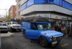 ارسال 6 کامیون کمک غیر نقدی از نهاوند به لرستان