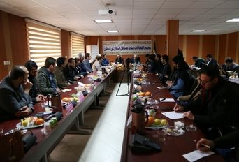 مجمع انتخابات هیات هندبال کردستان