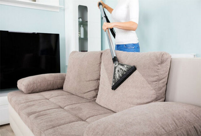 نحوه صحیح تمیز کردن انواع مبل و راحتی