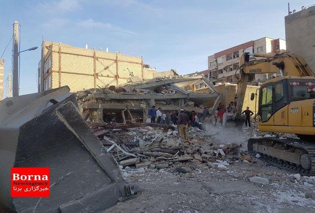 اختصاص 50 درصد از فروش سینمای کوروش به زلزله زدگان غرب کشور