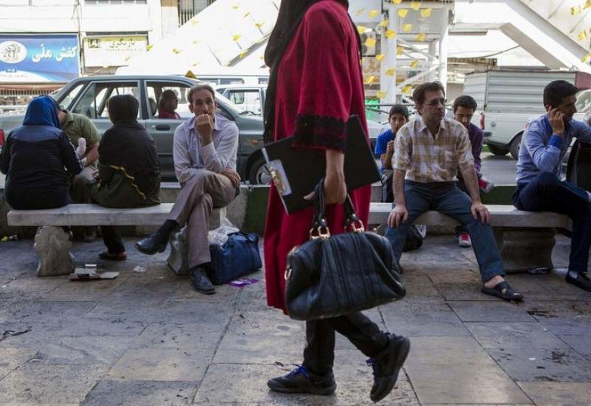 زنان در معابر تهران چقدر امنیت دارند؟