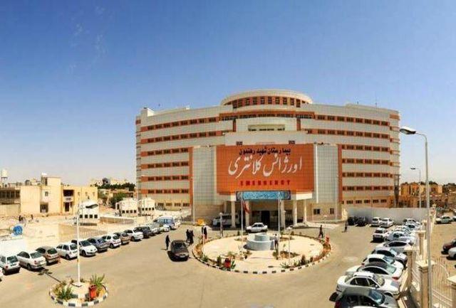 حوادث ترافیکی، علت 45 درصد مراجعات بیمارستان رهنمون یزد است