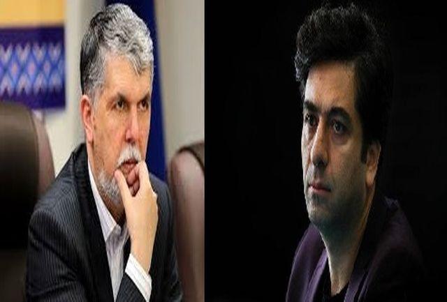 پاسخ وزیر فرهنگ و ارشاد اسلامی به ممنوع الکاری محمد معتمدی