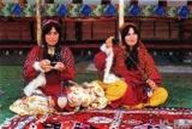 نقوش مهم در گلیم بافی عشایر کهگیلویه وبویراحمد