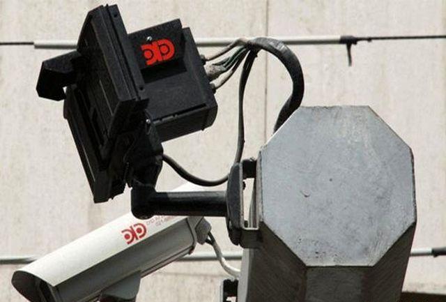 ۱۱ دوربین ثبت تخلف در جادههای قم به بهرهبرداری رسید